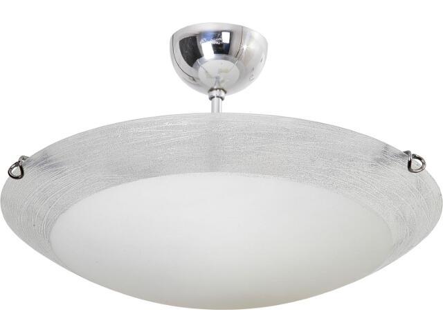 Lampa wisząca FROST srebrna 10 3267 Nowodvorski