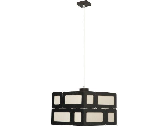Lampa sufitowa ART DECO wenge I L 3532 Nowodvorski