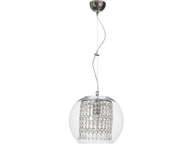 Lampa wisząca IBIZA SPHERE CRISTAL 3597 Nowodvorski