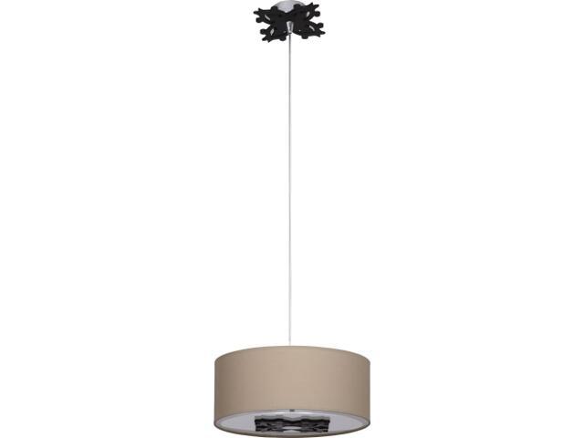 Lampa sufitowa VERONA brązowa II 3607 Nowodvorski