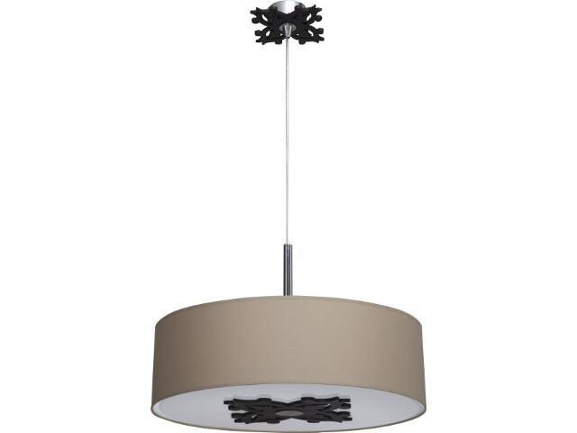 Lampa sufitowa VERONA brązowa III 3610 Nowodvorski