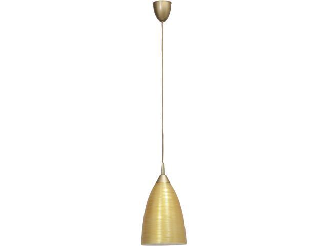 Lampa wisząca SINGLE I złota 3827 Nowodvorski