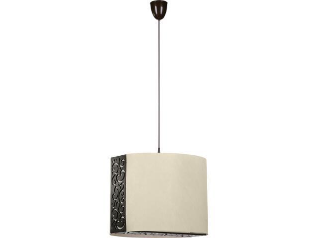 Lampa wisząca MADERA I L 3855 Nowodvorski