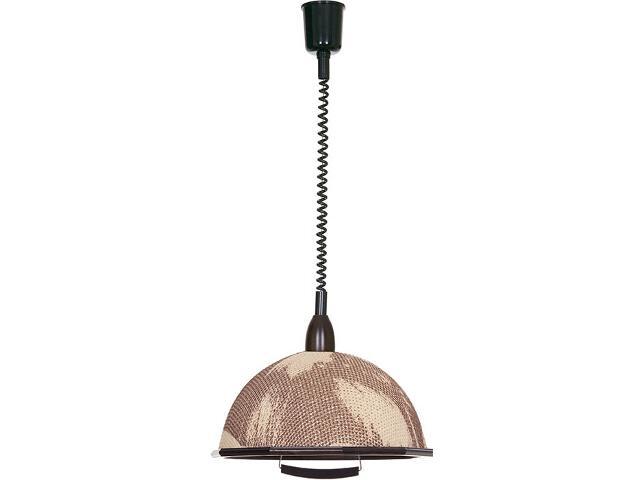 Lampa wisząca EKO nadruk wenge 4036 Nowodvorski