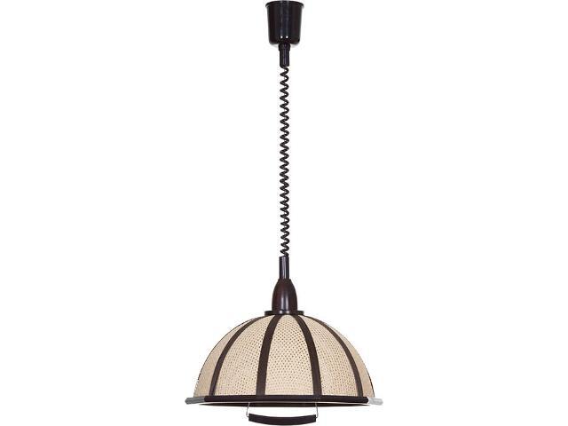 Lampa wisząca EKO plus wenge 4037 Nowodvorski