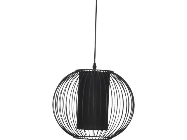 Lampa wisząca MILA czarna 4612 Nowodvorski
