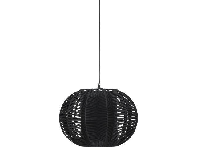Lampa wisząca ELIA czarna 4620 Nowodvorski