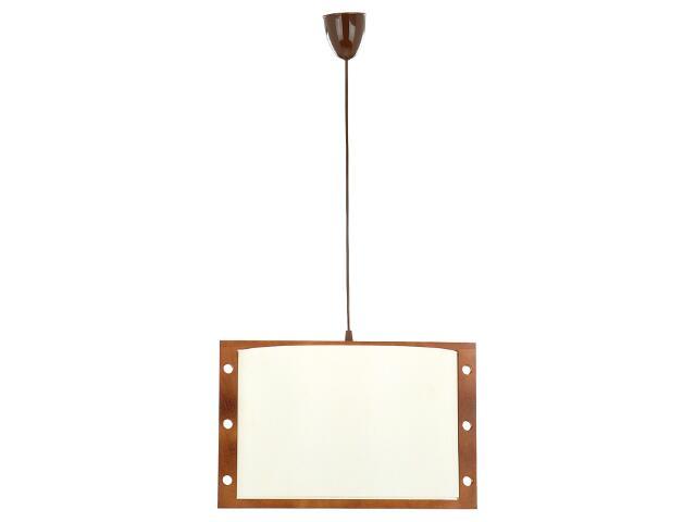 Lampa wisząca GEO kremowa I duża 617 Nowodvorski