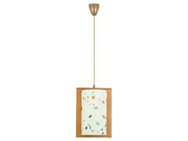 Lampa sufitowa GEO liść I mała 708 Nowodvorski