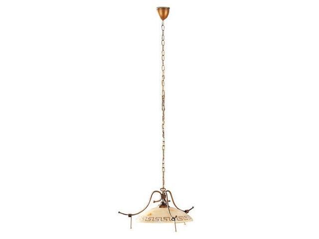 Lampa sufitowa GRECKI 1xE27 60W 005B/G Aldex