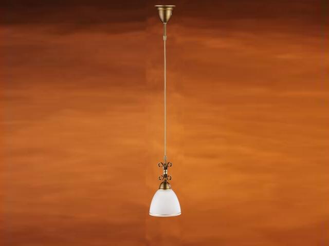 Lampa wisząca OLIWKA 1xE27 60W 367G Aldex