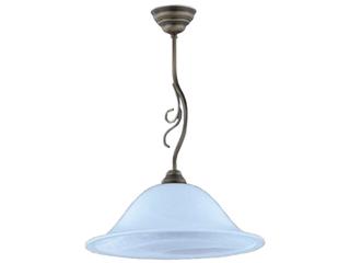 Lampa wisząca PATYNA III 1xE27 60W 380G Aldex