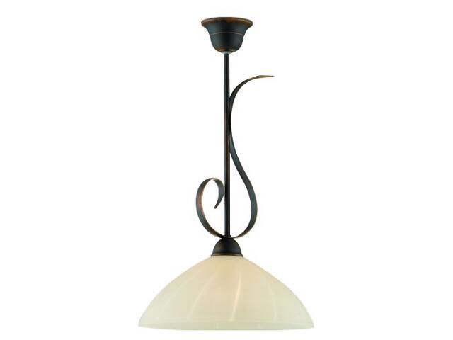Lampa wisząca VENTO 1xE27 75W 385G Aldex