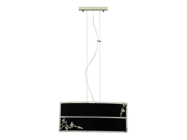 Lampa wisząca ONYX 2xE27 60W 430H1 Aldex