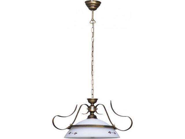 Lampa sufitowa PATYNA VII 1xE27 60W 492G Aldex