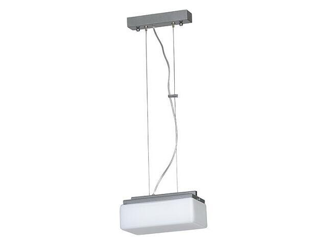 Lampa sufitowa GAMMASILVER 1xE14 40W 521G Aldex