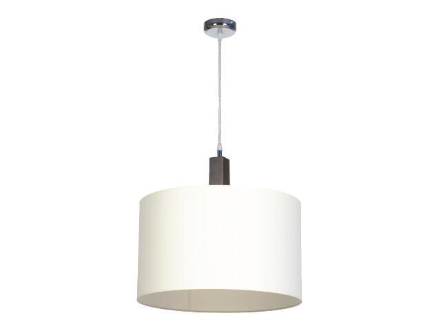 Lampa sufitowa Dubai1 1x75W E27 wenge Sanneli Design