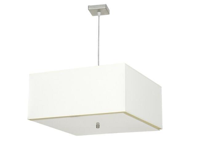 Lampa sufitowa Lima1 3x60W E27 satyna / kremowa Sanneli Design