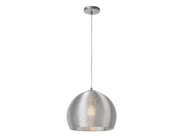Lampa sufitowa Alicante 1x100W E27 aluminium Sanneli Design