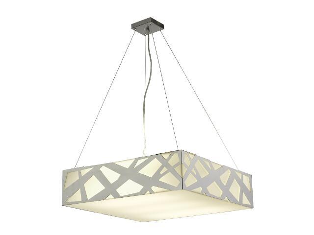 Lampa sufitowa Burgos 3x36W PLL chrom Sanneli Design