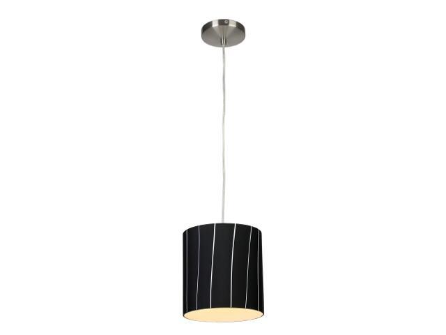 Lampa sufitowa Kadyks1 1x60W E27 nikiel Sanneli Design