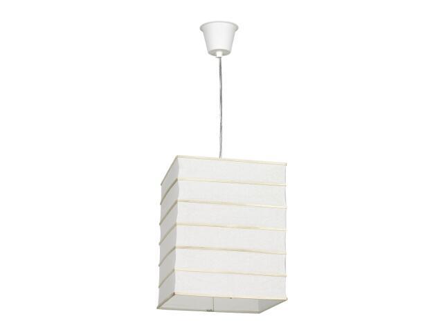 Lampa sufitowa Nara 1x60W E14 aluminium Sanneli Design