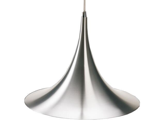 Lampa sufitowa Potter2 1x60W E27 aluminium Sanneli Design
