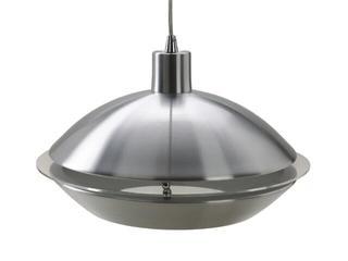 Lampa sufitowa Miro 1x60W E27 aluminium Sanneli Design