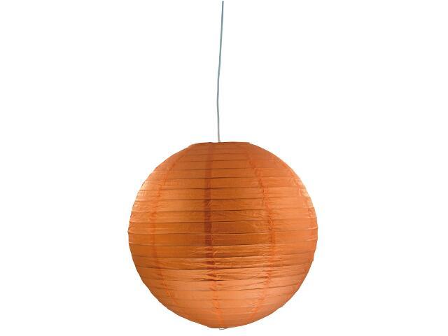 Lampa wisząca Kula papierowa 302801-18 Reality