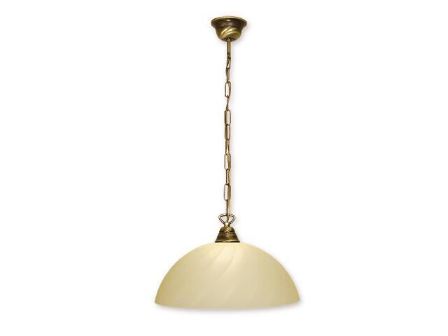 Lampa wisząca patyna 007/W1 K_6 Lemir