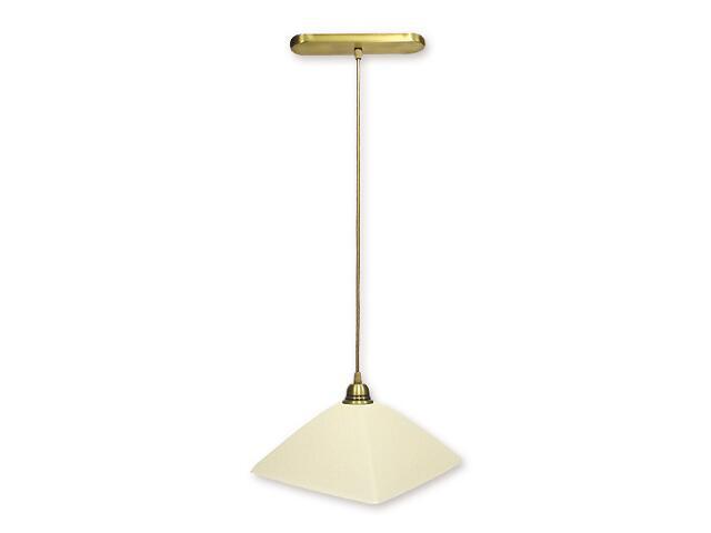 Lampa wisząca Kwadrat patyna 008/W1 Lemir