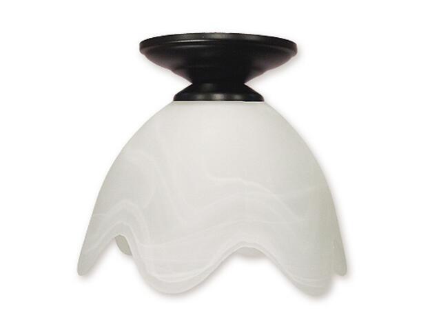 Lampa sufitowa czarna 001/W1 K_4 Lemir
