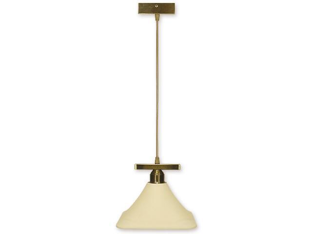Lampa wisząca Lino zwis 1-płomienny oliwka O1167/W1 OL Lemir