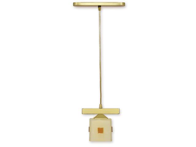 Lampa wisząca Morfeusz zwis 1-płomienny złoty O1187/W1 ZŁ Lemir
