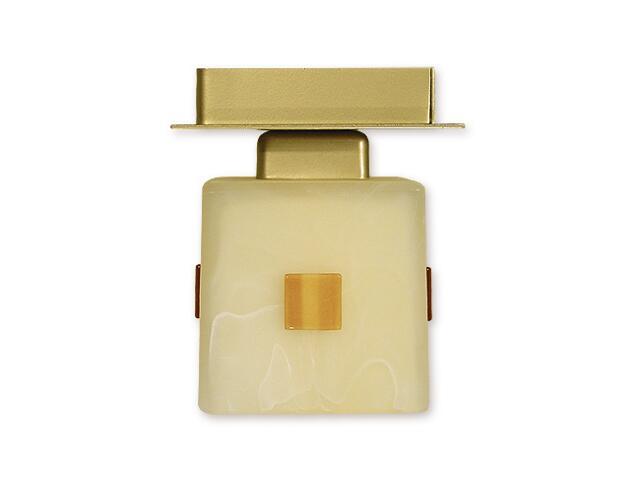 Lampa sufitowa Echo zwis 1-płomienny złoty O1197/W1 ZŁ Lemir