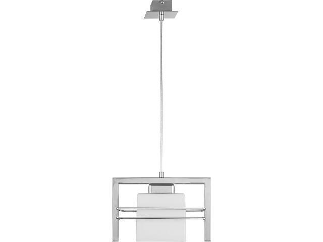 Lampa wisząca Aldo srebrna 1xE27 07707 Sigma