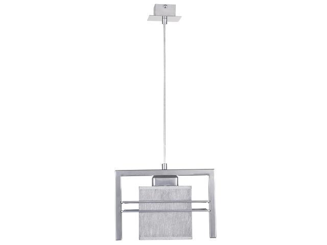 Lampa wisząca Aldo Trend srebrna 1xE14 07807 Sigma