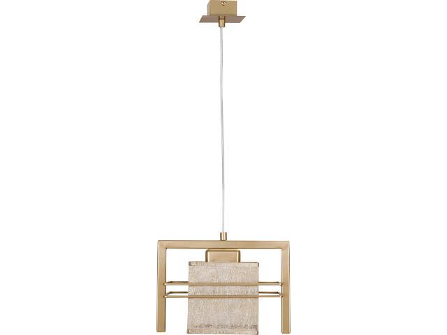 Lampa wisząca Aldo Trend złota 1xE14 07808 Sigma