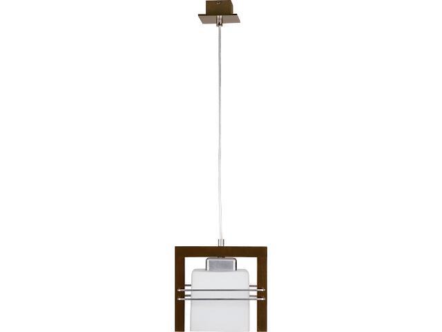 Lampa wisząca Bruno wenge 1xE27 06908 Sigma