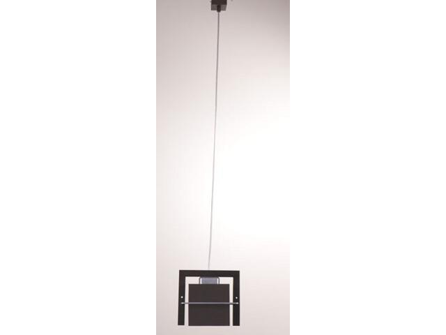 Lampa wisząca Toffi ciemna 1xE27 09008 Sigma