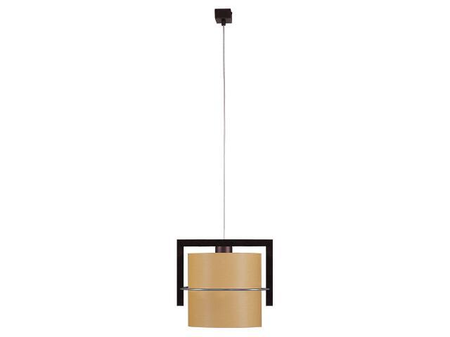 Lampa wisząca Toffi Due jasna 1xE27 09107 Sigma