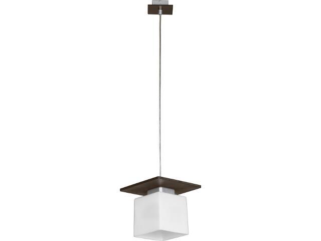 Lampa wisząca Astra wenge 1xE27 10303 Sigma