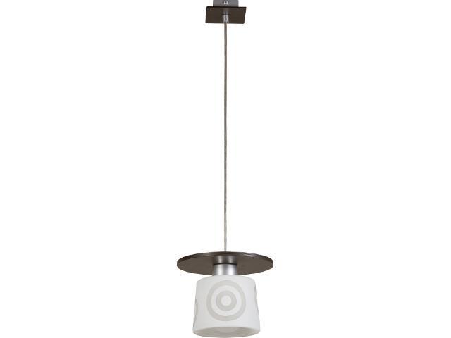 Lampa wisząca Duet wenge 1xE27 10904 Sigma