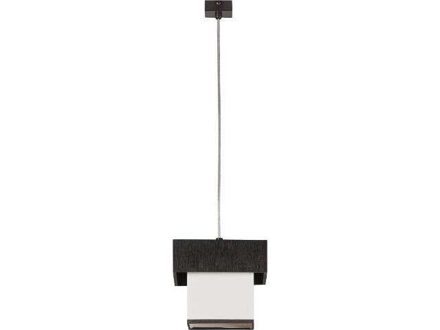 Lampa wisząca Sofa wenge 1xE14 11904 Sigma