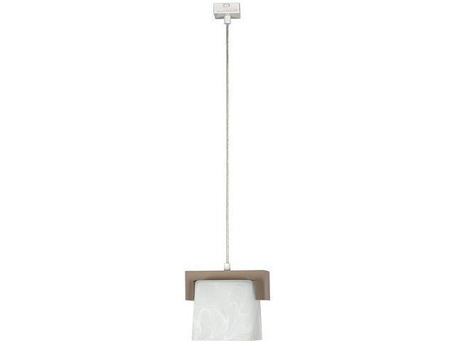 Lampa wisząca Fido beżowa 1xE27 12508 Sigma