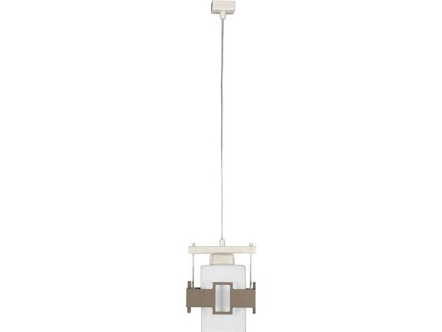 Lampa wisząca Karo beżowa 14605 Sigma