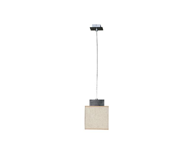 Lampa wisząca Rock len 1xE27 13707 Sigma