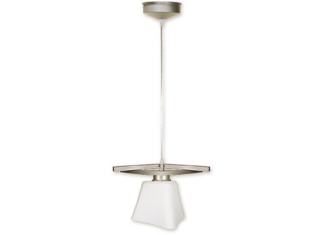 Lampa wisząca Magna zwis 1-płomienny satyna O1247/W1 SAT Lemir