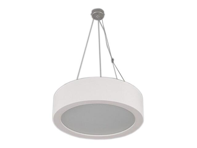 Lampa sufitowa OMEGA 360 biała 1570 Cleoni
