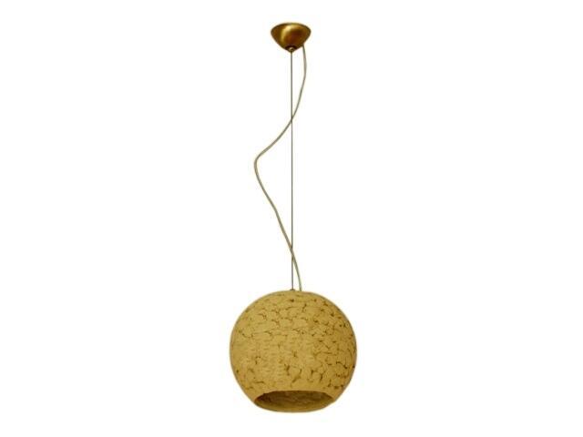 Lampa sufitowa KULA 3/4 165mm jasny szamot 1692 Cleoni